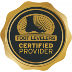 Foot Levelers certified provider